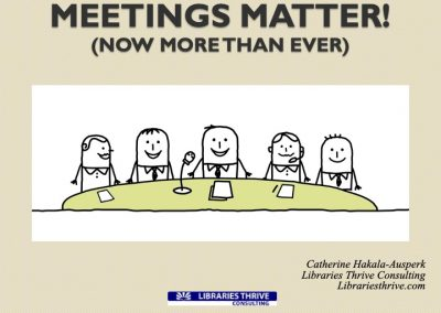 6-Meetings Matter Now More Than Ever