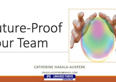 8-Future Proof Your Team